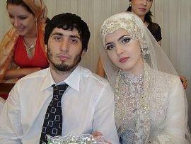 чеченцы женятся
