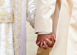 Мусульмане не женятся