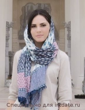 Ольга в Иране