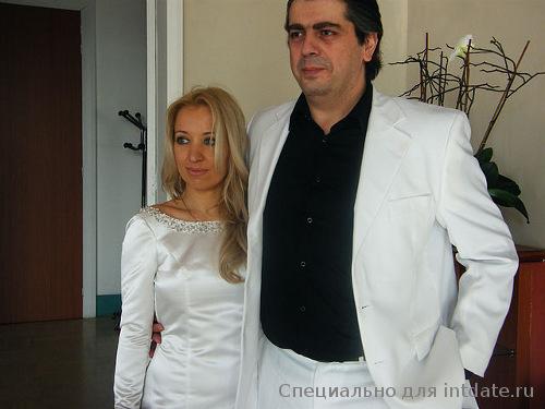 свадьба loriot