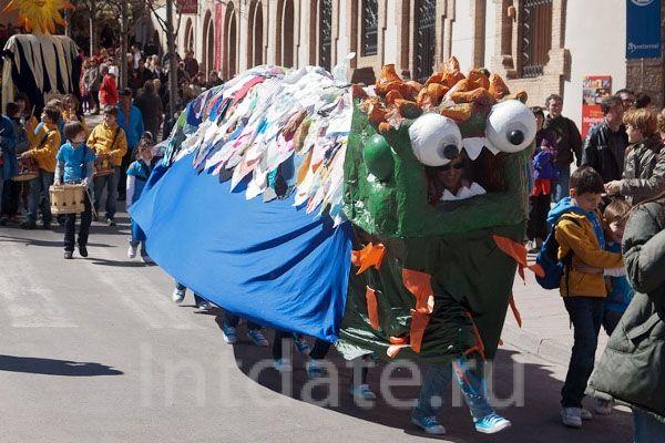 парад испания