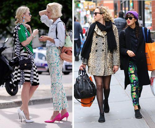 мода европы