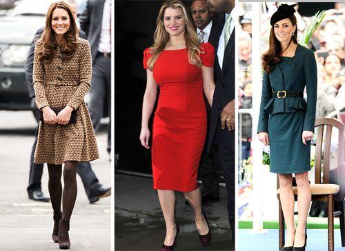 Одежда великобритаии