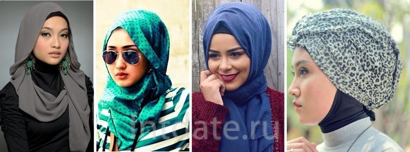 красивые хиджабы фото
