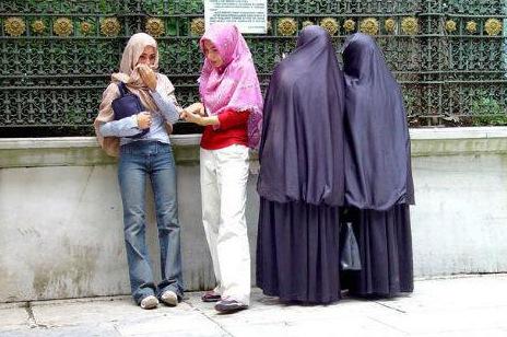 реалии мусульманского мира