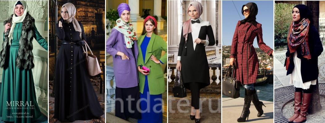 верхняя мусульманская одежда
