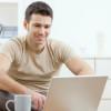 интернет - переписку с мужчиной
